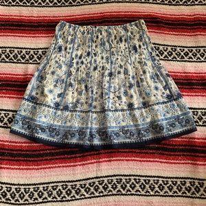 {Max Studio} Floral Skirt